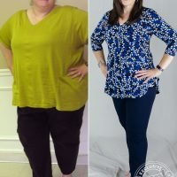 Why One Woman Dropped 203 Lbs. After Getting Married: 'I Went From Couch Potato to Hot Potato'