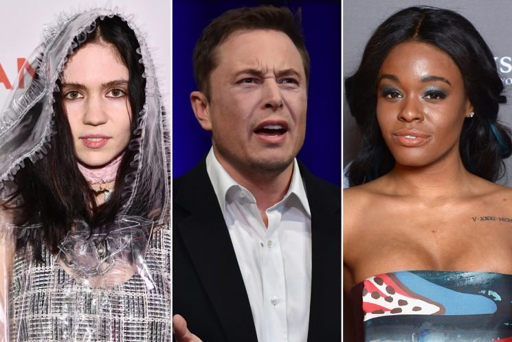 Elon Musk scrambles to keep Grimes, Azealia Banks out of investor lawsuit