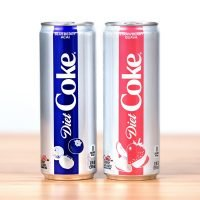 We Tried Diet Coke's 2 New Flavors — Did They Spark Joy In Us?