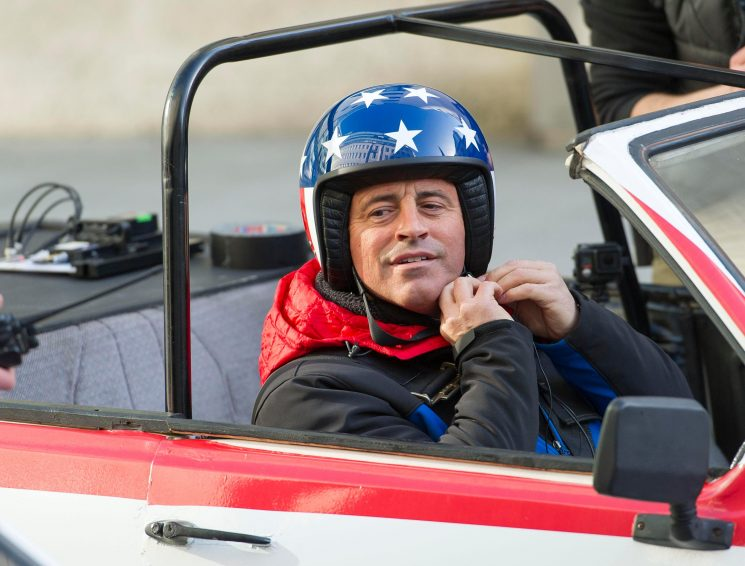 Why did Matt LeBlanc quit Top Gear and who are the new hosts?
