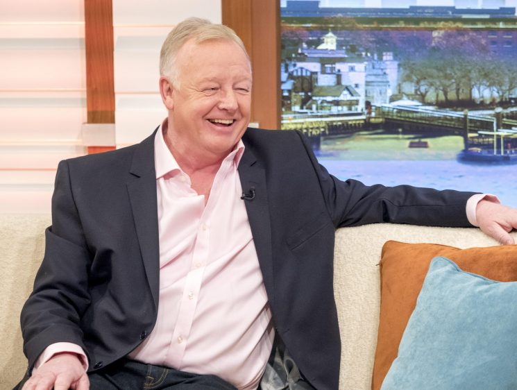 How old is Les Dennis, when was he married to Amanda Holden and who was his comedy partner Dustin Gee?