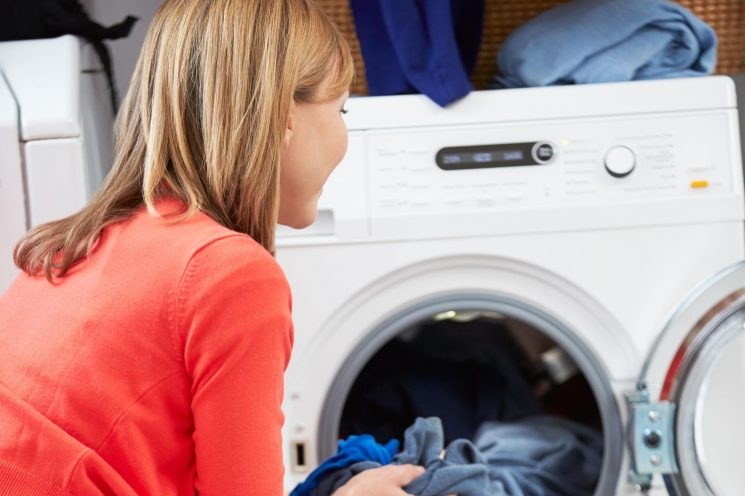 Laundry tricks and tips to help you wash your clothes – from adding VINEGAR to the load to putting a tea towel in the dryer