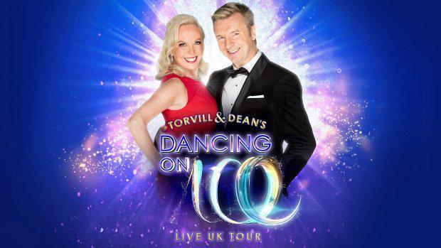 When is the Dancing on Ice 2019 tour and who will be on it?