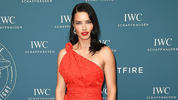 Adriana Lima, Charlize Theron, & 12 More Stars Stunning In One Shoulder Dresses In 2019