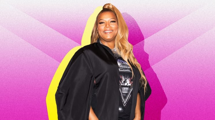 Queen Latifah Opens Up About Mental Health & Gives a 'Girls Trip 2' Update
