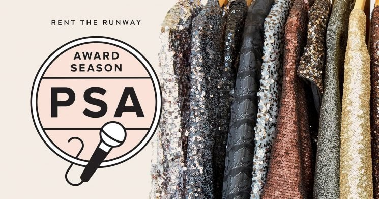 How Rent the Runway Is Helping Women Behind the Scenes This Award Season