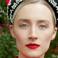 Saoirse Ronan Talks Growing Up in Hollywood