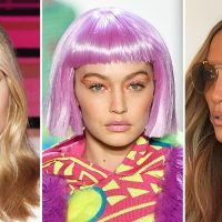 See All the Celebs Switching It Up in Wigs