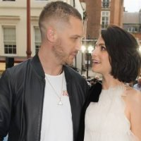 Tom Hardy and Charlotte Riley Welcome Baby No. 2