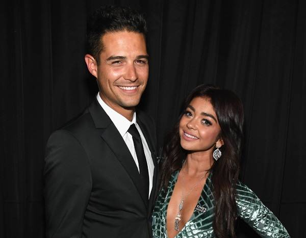 Wells Adams Slams Claim That Sarah Hyland Will Buy Her Engagement Ring