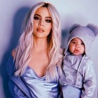Khloe Kardashian's New Photo With True Thompson Is a Winter Dream
