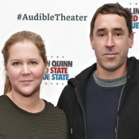 Amy Schumer Bares Her Baby Bump During Date Night With Chris Fischer