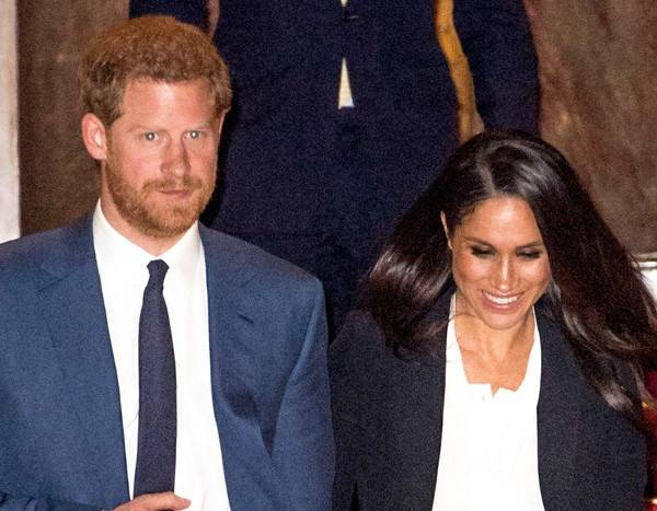 Meghan Markle and Prince Harry May Spend Valentine's Day Apart