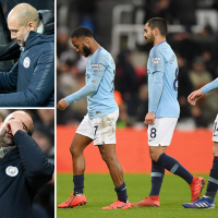 Pep Guardiola says Prem title race is still alive after Rafa Benitez strikes huge blow for former side Liverpool against Man City