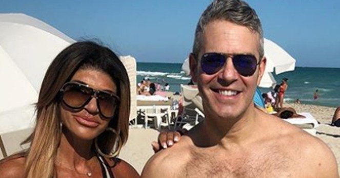 Is That You, Teresa? Fans Freak Over the 'Housewives' Star's Extreme Tan