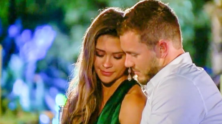 Bachelor Colton Underwood Comforts Caelynn as She Reveals She Was Raped: 'With Me, You're Safe'