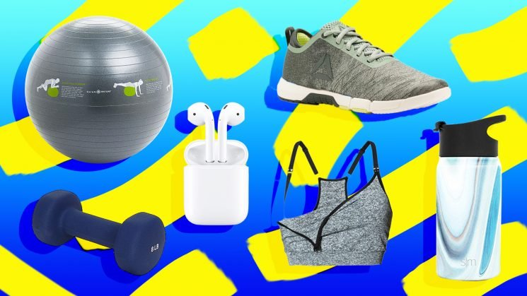 17 Fitness Must-Haves for New Moms