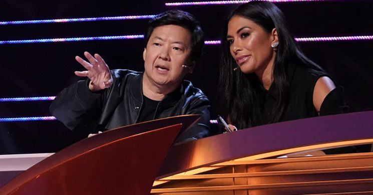 Nicole Scherzinger Calls Out Worst 'Masked Singer' Guesser on Panel, Dumbest Guess Yet