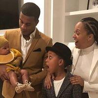 Tia Mowry: My Daughter, 7 Months, Is Smarter Than My Son, 7