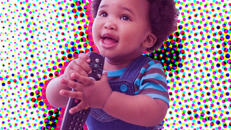 The Scary Truth About Your Toddler & TV