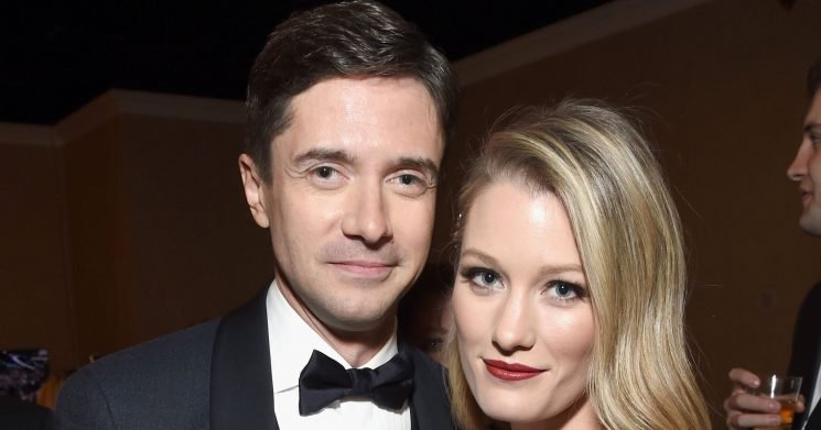Topher Grace and Wife Recall 'Amazing but Awful' First Year of Parenthood