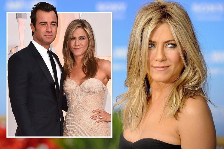 Jennifer Aniston 'ready to date again' ahead of 50th birthday – a year after Justin Theroux split