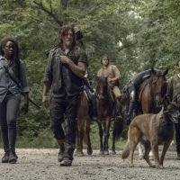 'The Walking Dead': AMC Reveals First Look At Survivors Without Their Fearless Leader Rick Grimes