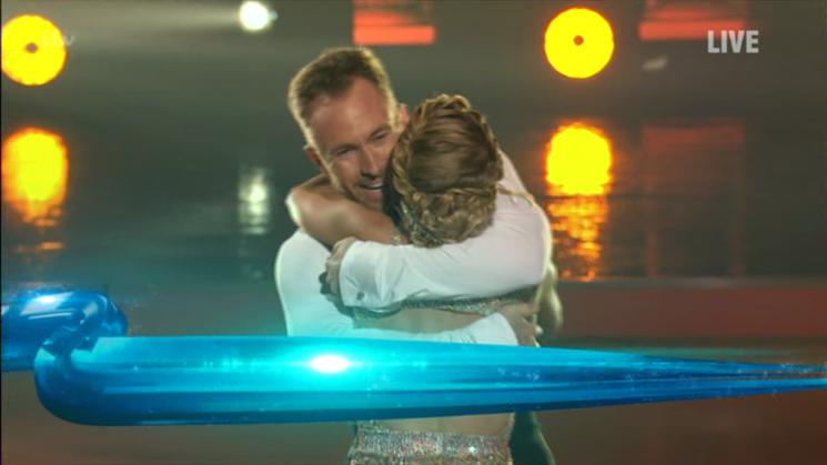 Dancing on Ice slammed as a 'fix' after professional dancer James Jordan gets huge score