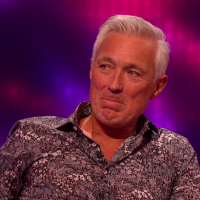 Martin Kemp mocked for 'Wotsit spray tan' on Through The Keyhole