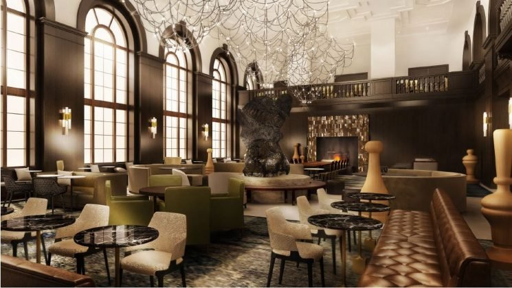 Take a sneak peek inside Hotel Fort Des Moines' $50 million top-to-bottom renovation