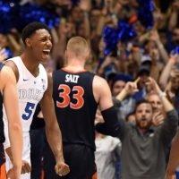 No. 2 Duke hands No. 1 Virginia first loss of the season in ACC showdown