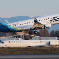 Alaska Airlines planes return to the air after nationwide ground stop due to power outage