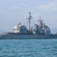China protests U.S. Navy ship sailing in South China Sea