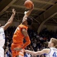 Unranked Syracuse stuns Duke, defeats No. 1 team in overtime
