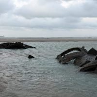 World War I German submarine unearthed in Northern France