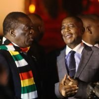 Zimbabwe leader: Violence by security forces 'unacceptable'