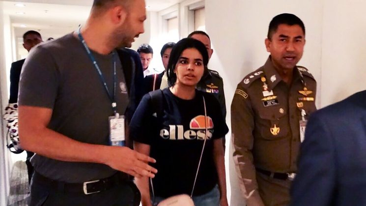 Saudi woman whose asylum plea went viral might find safety in Australia