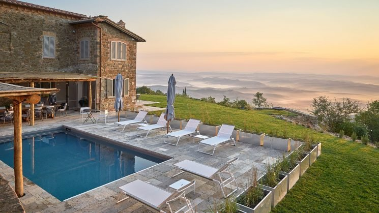 7 dreamy Tuscan villas for rent