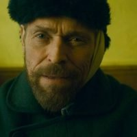 Willem Dafoe reacts to best actor nomination