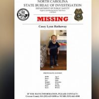Searchers push through pounding rain in hunt for missing 3-year-old boy