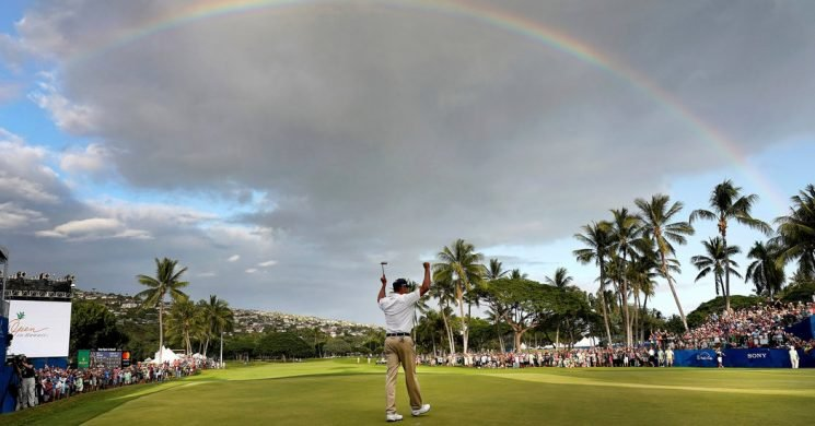 Matt Kuchar Muddles Through Bogeys, Then Piles Up Birdies to Win Sony Open