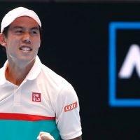 Australian Open: Kei Nishikori Tops Ivo Karlovic in Another Five-Set Match