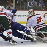 John Tavares scores twice, hits 300-goal mark in Toronto Maple Leafs 4-2 victory over Devils
