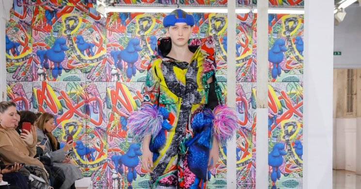 Latex at Givenchy and Chaos at Margiela. Is This the New Oscar Dressing?