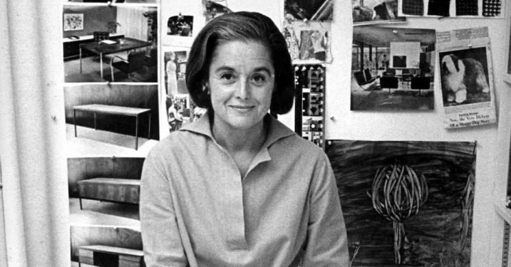 Florence Knoll Bassett, 101, Designer of the Modern American Office, Dies