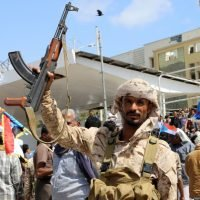 UAE jet enables separatists to seize army base in Aden