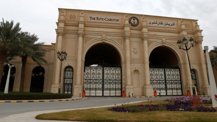Saudi Arabia seizes more than $100bn in settlements
