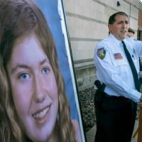 Girl missing after parents killed in October found alive
