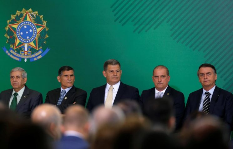 Brazil's new far-right government issues decrees across sectors