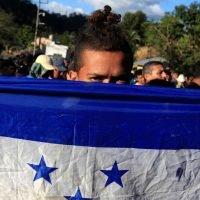 Hundreds in new U.S.-bound migrant caravan cross into Guatemala